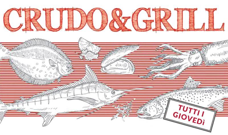 Laltrogusto presenta CRUDO&GRILL